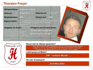 Thorsten Freyer