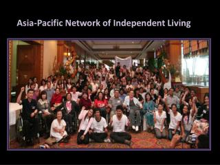 Asia-Pacific Network of Independent Living