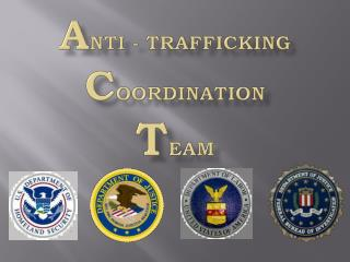 A ntI  - Trafficking c oordination t eam