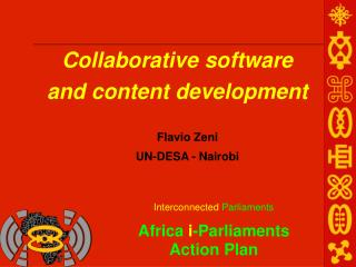 Interconnected Parliaments Africa i -Parliaments Action Plan