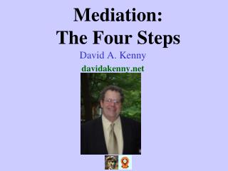 Mediation:  The Four Steps