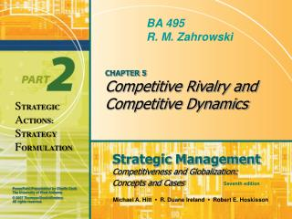 CHAPTER 5 Competitive Rivalry and Competitive Dynamics