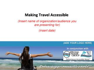 Making Travel Accessible