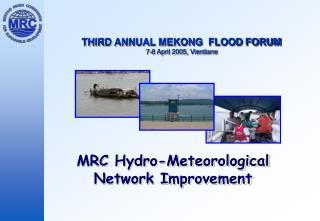 MRC Hydro-Meteorological Network Improvement