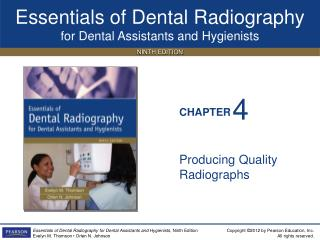 Producing Quality Radiographs