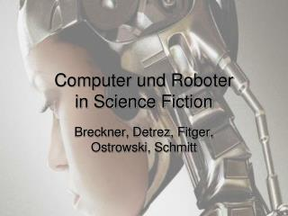 Computer und Roboter in Science Fiction