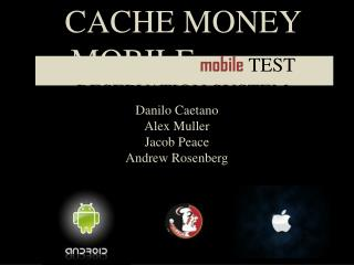 CACHE MONEY MOBILE mobile TEST RESERVATION SYSTEM