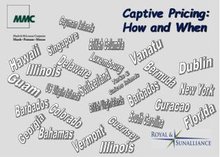 Captive Pricing: How and When