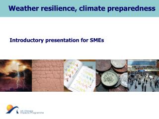 Introductory presentation for SMEs