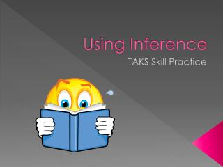 Using Inference