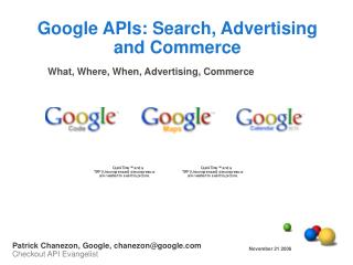 What, Where, When, Advertising, Commerce