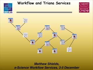 Workflow and Triana Services