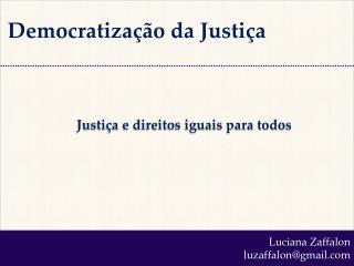 Luciana Zaffalon luzaffalon@gmail