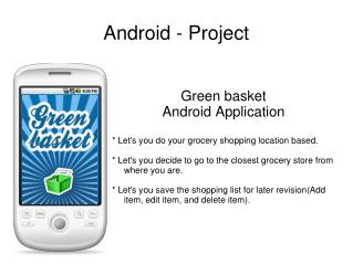 Android - Project