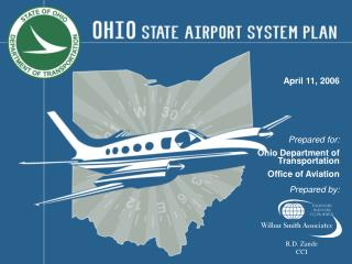 Prepared for: Ohio Department of Transportation Office of Aviation