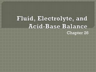 fluid electrolyte imbalance case study Physiological nursing care scenario 4 - adult with fluid and electrolyte imbalance for simman scenario adult with fluid and electrolyte imbalance.