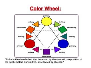 Color Wheel: