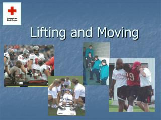 Lifting and Moving