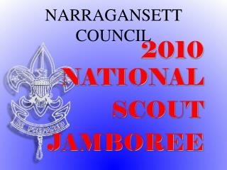 NARRAGANSETT COUNCIL