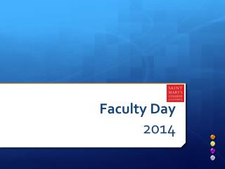 Faculty Day 2014