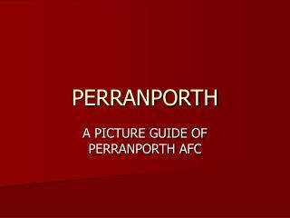 PERRANPORTH