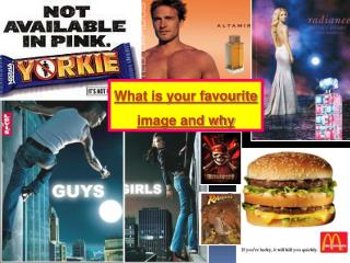Media Studies ADVERTISING