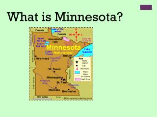 What is Minnesota?