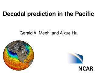 Decadal prediction in the Pacific