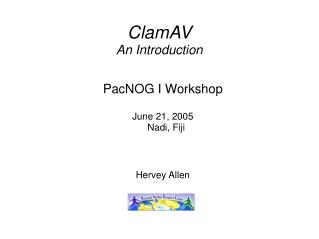 ClamAV An Introduction