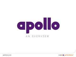 Apollo at a Glance