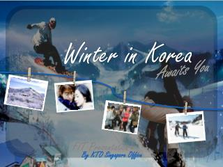 Winter in Korea