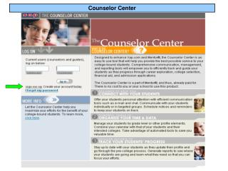 Counselor Center