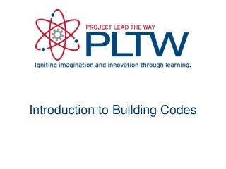 Introduction to Building Codes