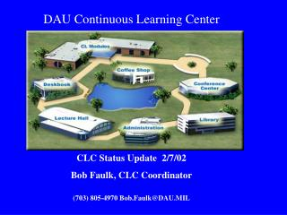 DAU Continuous Learning Center