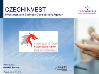 CZECHINVEST Investment and Business Development Agency