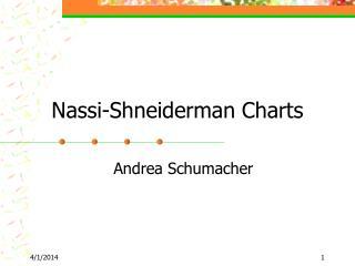 Nassi-Shneiderman Charts
