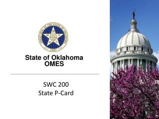State of Oklahoma OMES