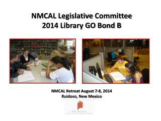 NMCAL MEMBER LIBRARIES – 2014-15