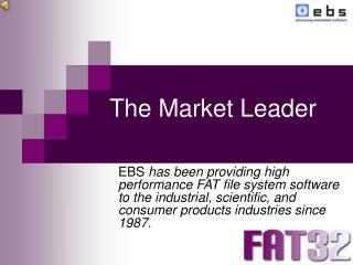 The Market Leader