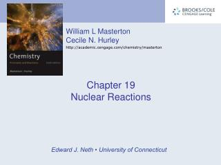 Chapter 19 Nuclear Reactions