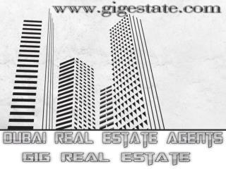 Dubai Real Estate Agents