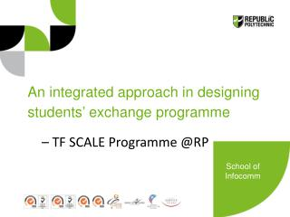 An integrated approach in  designing students '  exchange  p rogramme