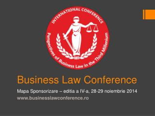 Business Law Conference