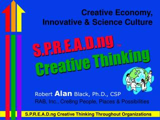 S.P.R.E.A.D.ng Creative Thinking