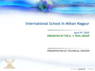 International School In Mihan Nagpur