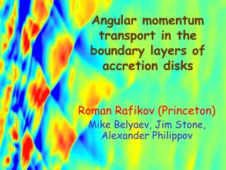 Angular momentum transport in the boundary layers of accretion disks