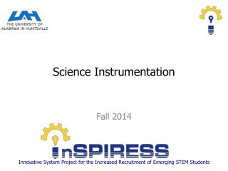 Science Instrumentation