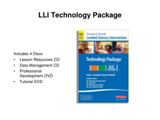 LLI Technology Package