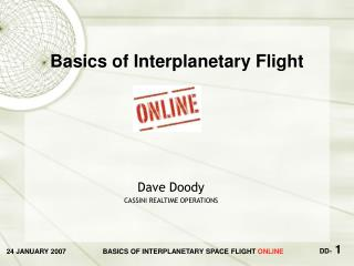 Basics of Interplanetary Flight