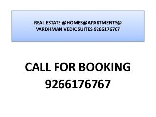 REAL ESTATE @HOMES@APARTMENTS@VARDHMAN VEDIC SUITES 92661767